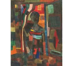 AUTOPORTRAIT ENFANT, ANNÉES 60