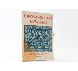 EXPOSITION D'ART MUSULMAN