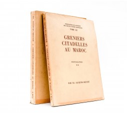 GRENIERS-CITADELLES AU MAROC
