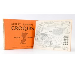 CROQUIS. PORTUGAL, ESPAGNE, MAROC