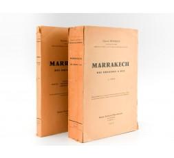MARRAKECH DES ORIGINES A 1912