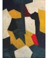 COMPOSITION ABSTRAITE, CIRCA 1966-67